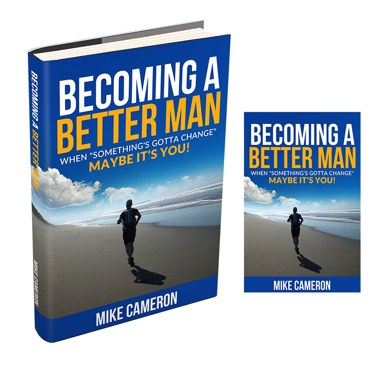 Mike Cameron - Becoming a Better Man