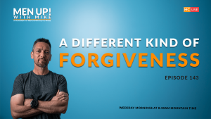 A different kind of forgiveness